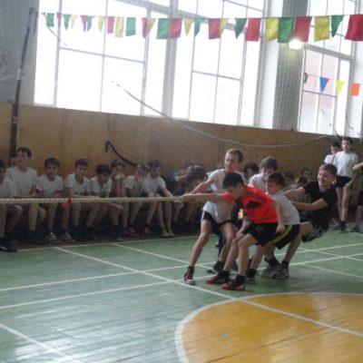 Военно-спортивные игры-1