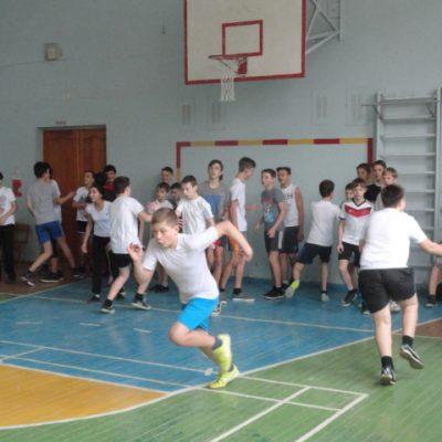 Военно-спортивные игры-3